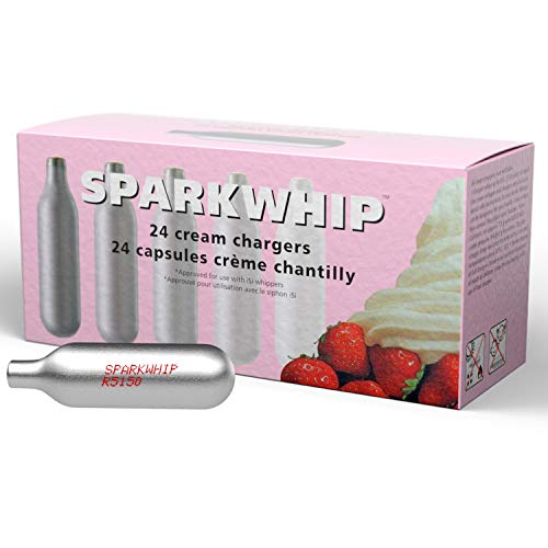 iSi Sparkwhip 480 Pack 7.5 Gram N2O Cream Chargers