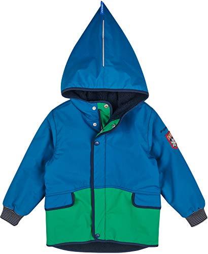Finkid Pikku Mukka Colorblock-Blau, Kinder Jacke, Größe 90-100 - Farbe Seaport - Navy