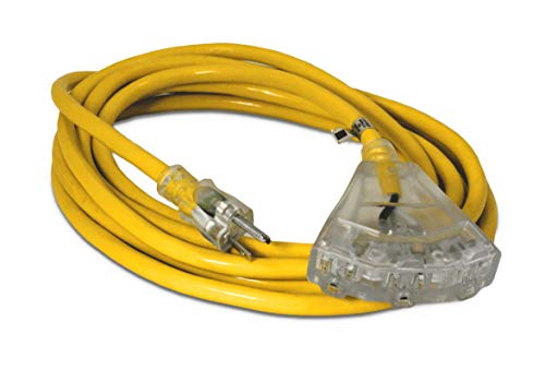 12 awg flat extension cord - 8