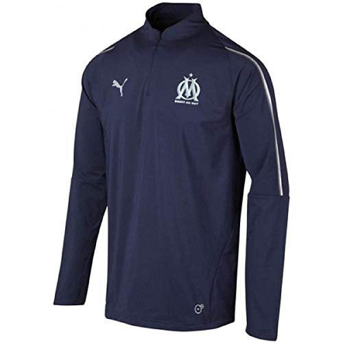 Puma Olympique de Marseille 1/4 Zip Top Kid