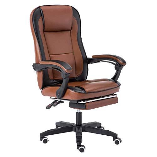 Oversteel Sedia Gaming, Sedia da ufficio per ufficio con massaggio per la vita Sedia da gioco girevole in altezza regolabile sedia da giardino a sedia da giardino