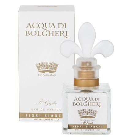 Dr. Taffi Acqua di Bolgheri Eau de Parfum Fiori Bianchi Lilie 80 ml