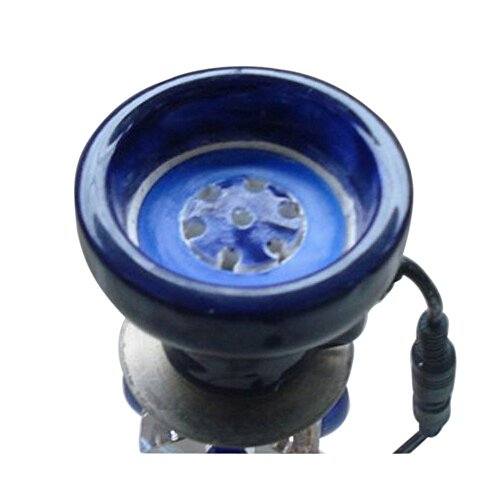 SOGNIMIEI Hleeduo Electronic Ceramic Hookah Shisha Bowl for Hookah in...