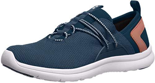 Ryka Women's Chandra Walking Shoe, Navy, 10 W US