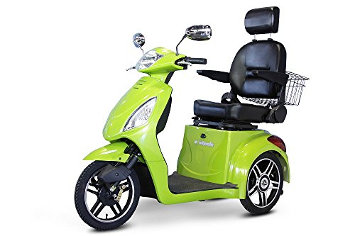 Buy 3-Wheel Scooter in Green