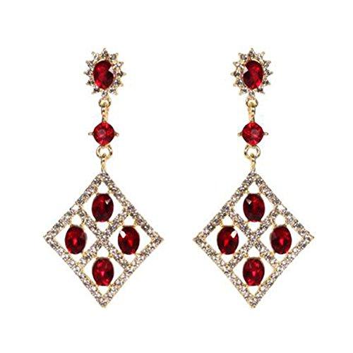 Beautiful Design Dangle Earrings Tassel Earrings Ears Décoration pour dames, No.3