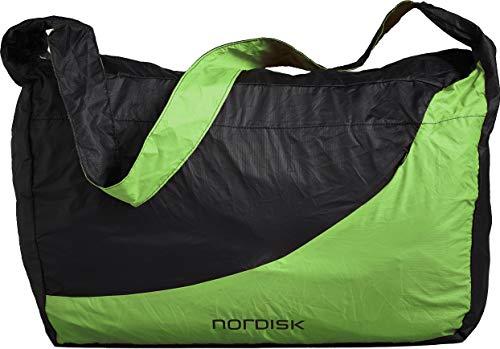 Nordisk Malmö Ultralichte schoudertas, 25 l, ideaal voor outdoor, vrije tijd, reizen, sport, wandelen, winkelen, 100 g, nylon ripstop, inpakbaar