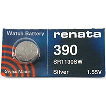 #390 Renata Watch Battery
