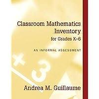 Classroom Mathematics Inventory for Grades K-6: An Informal Assessment【洋書】 [並行輸入品]