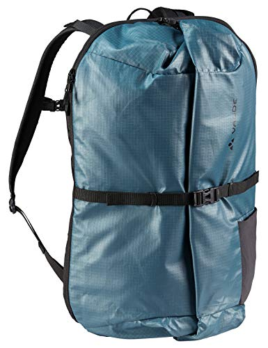 VAUDE CityTravel Backpack Rucksäcke30-39L, Baltic sea, Einheitsgröße