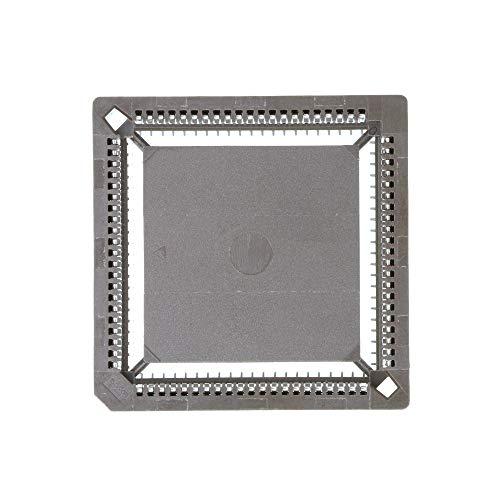 HUABAN 5 Stück PLCC84 84 Pin IC-Sockel adapter Oberflächenmontage SMD PLCC-Konverter