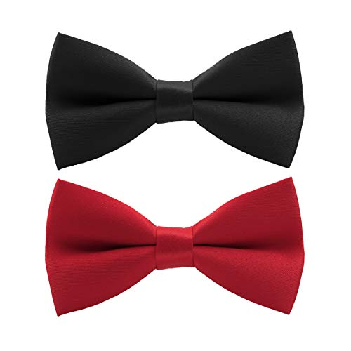 Wirarpa Mens Classic Pre-tied Bow Ties Formal...