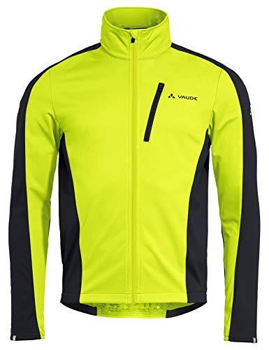 VAUDE Herren Men's Spectra Softshell Jacket III Jacke, Bright Green, XXXL