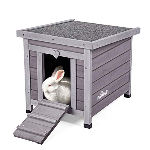 Aivituvin Dog/Cat House Outdoor and Indoor,Feral Pet Houses with...