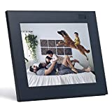 "Aura Digital Photo Frame, 10"" HD Display, 2048 x 1536 Resolution with Free Cloud Storage, Oprah's Favorite Things List 2018, Slate WiFi Picture Frame"