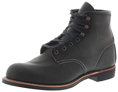 FB Fashion Boots Herren Chukka 3341 Blacksmith Schnürstiefel Leder Stiefel Grau inkl. Schuhdeo 42 EU