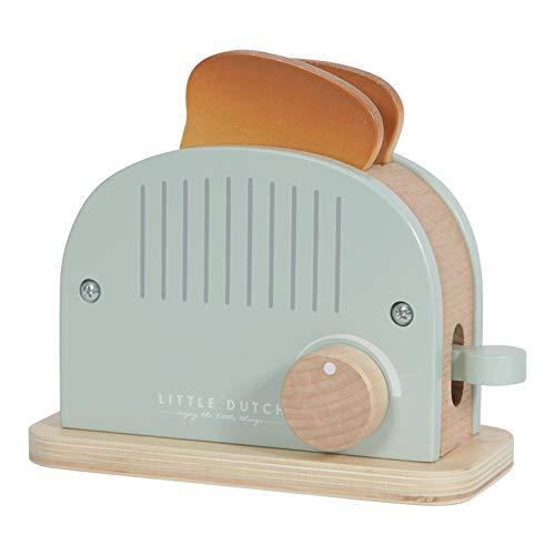 Holz Toaster Set – Little Dutch - 4