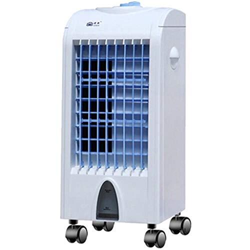 Portable Ventilateur Climatiseur Humidificateur Purificateur d'air Refroidisseur, Ventilateur, Purificateur d'air, Climatiseur Mobile sans Evacuation, Climatiseur Mobile Pour Le Bureau, La Famille (D)
