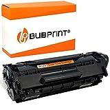Bubprint Negro Toner Compatible con Canon fx-10 FX10 FX 10