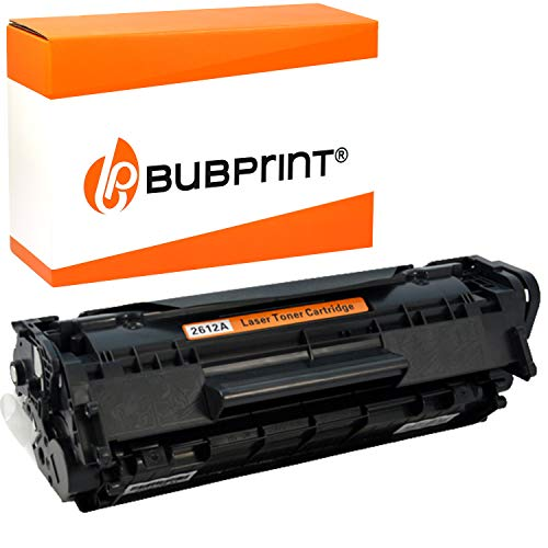 Bubprint Toner kompatibel für Canon FX10 FX-10 FX 10 für I-Sensys MF4010 MF4120 MF4150 MF4320D MF4340D MF4350D PC-D440 PC-D450 Fax L100 L120 L140 900