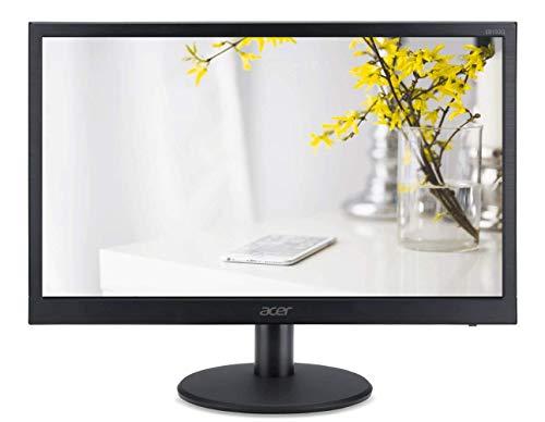 Acer 18.5 inch HD Backlit LED LCD Monitor - 200 Nits - VGA Port - EB192Q (Black)