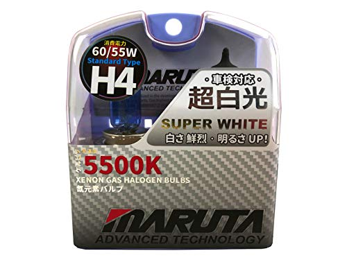 Mtec H4 Super White 60/55 Watt