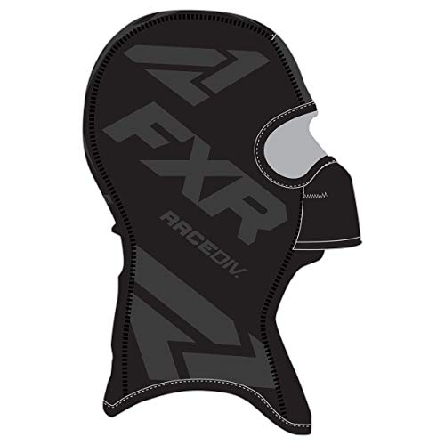 FXR Cold Stop RR Anti-Fog 20 Youth Balaclava Facemask Black Ops