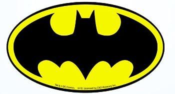C&D Visionary Licenses Products DC Comics Batman Logo Sticker