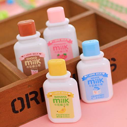 ETbotu school dingen - Leuke unieke melk fles correctie tape voor studenten