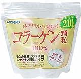 オリヒロ コラーゲン100%顆粒(210g)