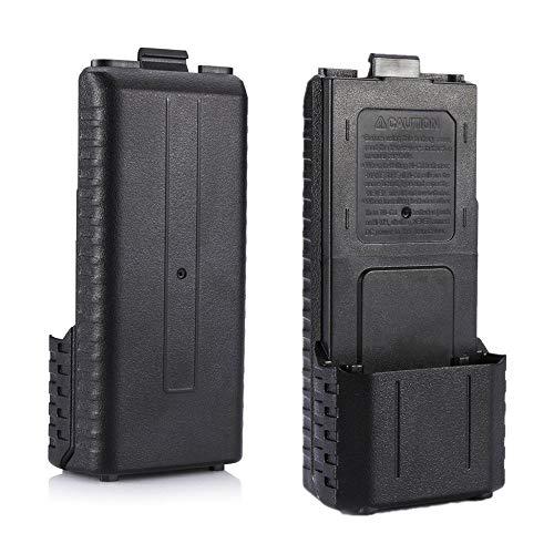 Boîtier de batterie (batterie AA 6x) pour Baofeng UV-5R plus UV-5R UV-5RB UV-5RE UV-5RA