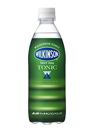 アサヒ飲料 ウィルキンソン トニック 強タンサン 500ml×24本