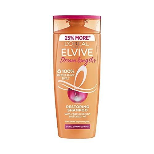 L Oreal Elvive Dream Lengths Long Hair Shampoo, 500ml
