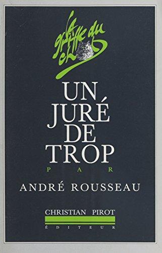 Un juré de trop (Griffe du chat) (French Edition)