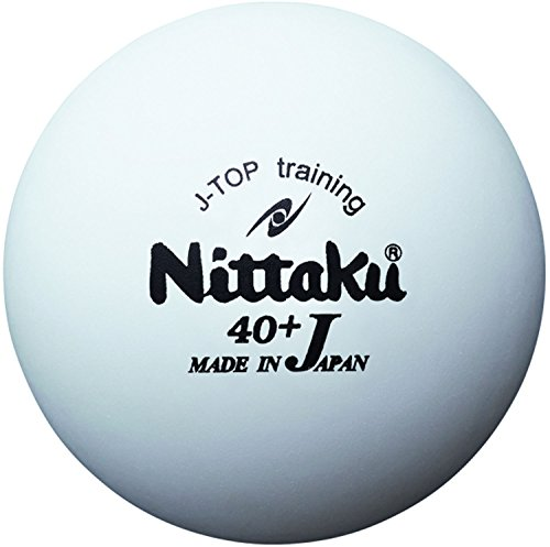 ニッタク プラ ジャパントップトレ球 10ダース 120個り ×10ダース