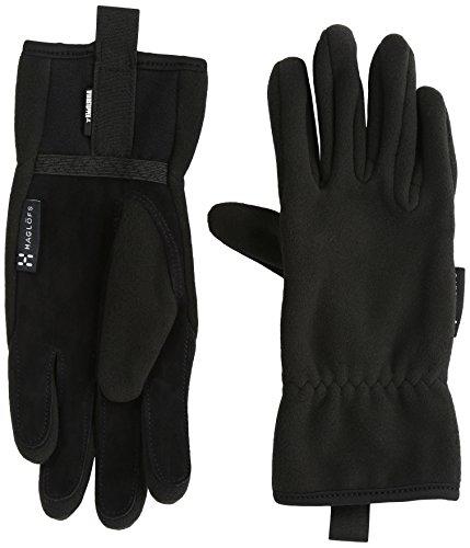 Haglöfs Erwachsene Handschuhe Regulus Gloves, True Black, 9