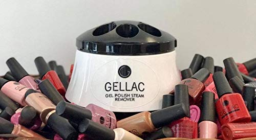 Quitaesmalte Con Acetona  marca GELLAC