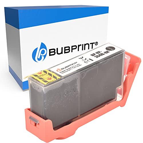 Bubprint Kompatibel Druckerpatrone als Ersatz für HP 364 XL 364XL für DeskJet 3070A 3520 OfficeJet 4620 4622 PhotoSmart 5510 5520 5524 6510 6520 7510 7520 B109-a B110 B110a C310a Schwarz