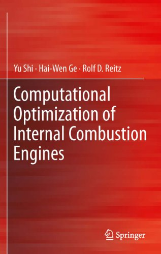 Computational Optimization of Internal Combustion Engines (English Edition)