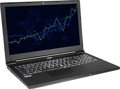 NEXOC - Portátil (15,6 Pulgadas, Full HD, 60 Hz) con i7-8700T (2,40 GHz), Intel UHD 630, 500 GB SSD, 2 TB HDD, 32 GB DDR4 RAM, Windows 10 (B519II)