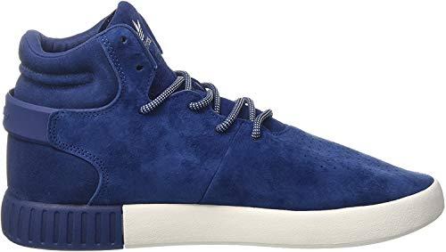adidas Tubular Invader, Chaussures de Basketball Homme, Multicolore (Mysblu/Legink/vinwht), 42 EU