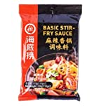 NT# Hai Di Lao Basic Stir Fry Sauce - Spicy Mala Xiang Guo 2 x 110g -Simply par-boiled ingredients, drain ingredients and fry with this sauce