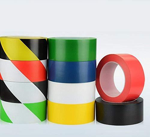 2x farbige Rohrleitungen Bodenaufkleber Wasserkraft Klebeband Logo Klebeband durchscheinenden Boden Kindergartenbereich Aufkleber gelb 4,8 breit