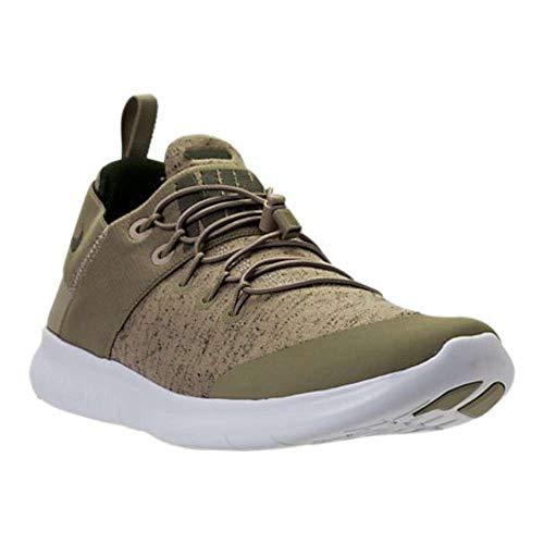 Nike Free RN CMTR 2017, Zapatillas de Trail Running para Hombre, Negro (Black/Black/Anthracite/Off White 003), 41 EU