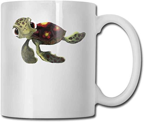Taza de cerámica con diseño de Spirt Buscando a Nemo