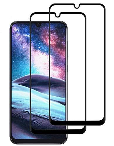 【2枚セット】Galaxy A20 SC-02M SCV46 フィルム Galaxy A20 強化ガラス Galaxy A20 ガラスフィルム 専用 【日本製素材旭硝子製】業界最高硬度9H/高透過率99.9%/9D Touch対応/9Dラウンドエッジ加工/