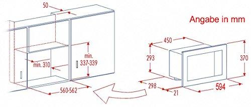Silva Schneider EBM-G 770 E Mikrowelle / 700 W