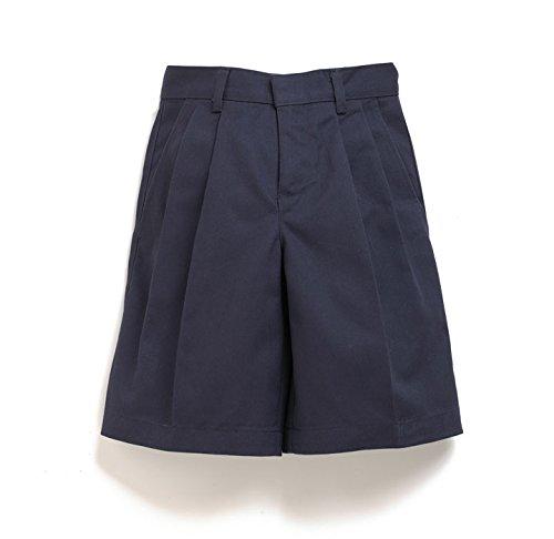 Elderwear School Uniform Pleated Short (29) Gray
