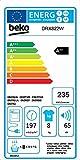 Zoom IMG-1 beko drx822w asciugatrice libera installazione