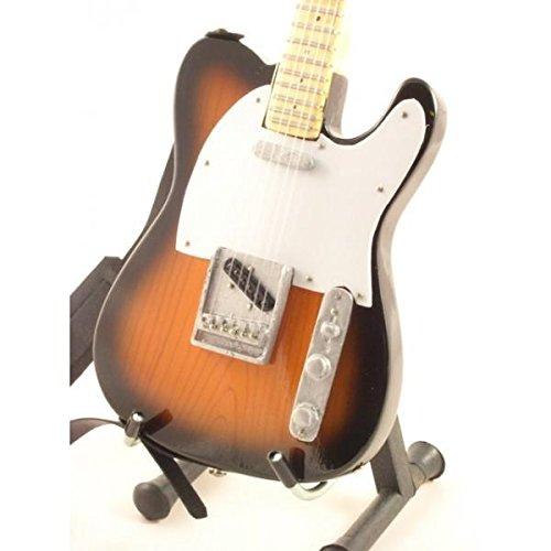 Mini guitarra de colección - Replica mini guitar - Radiohead - Jonny